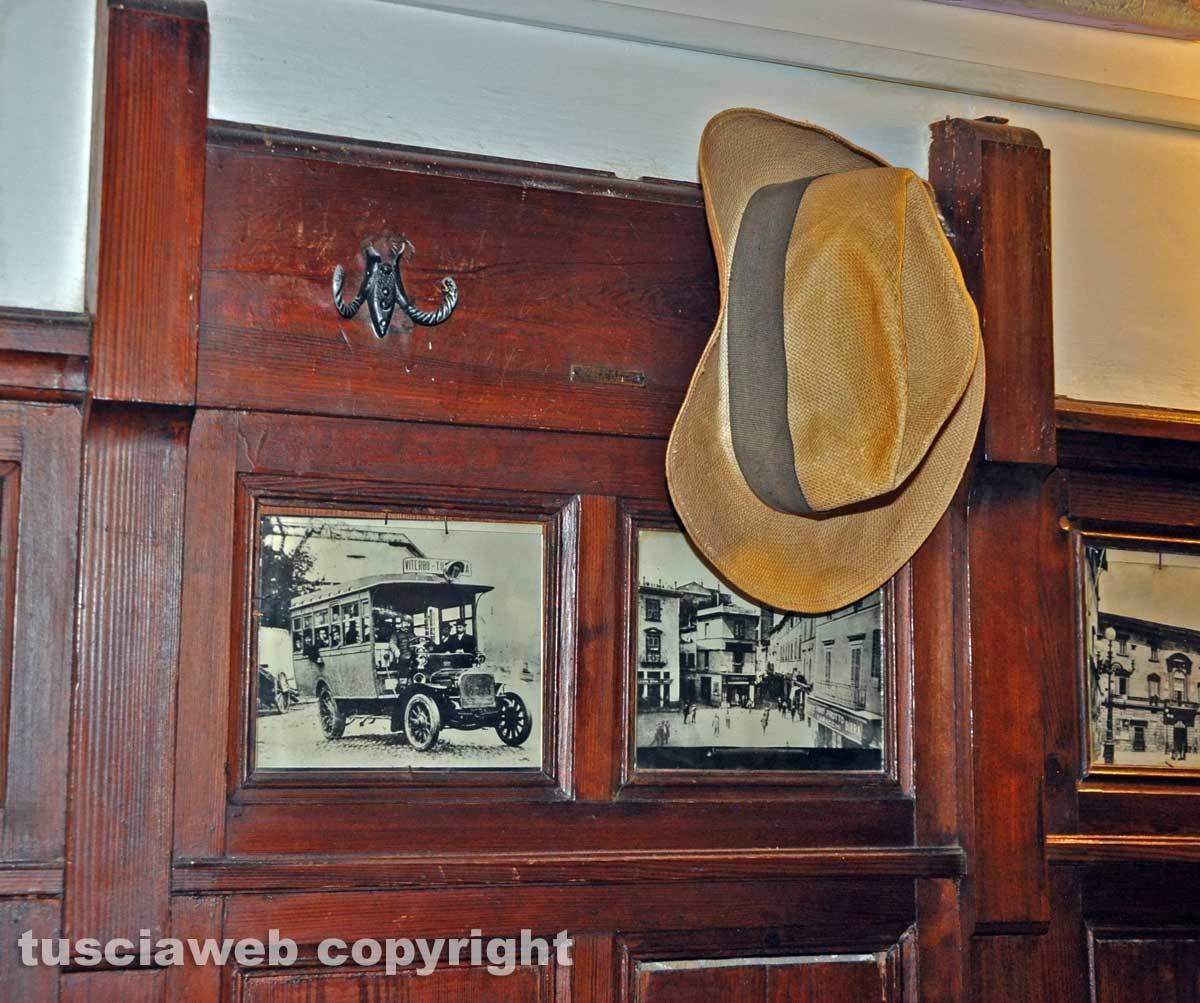 Viterbo - I tre re - Il cappello che lasciò Fellini