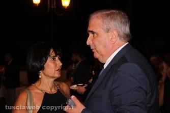 Santa Rosa 2015 - Giuseppe Fioroni e Annamaria Buzzi