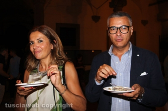 Santa Rosa 2015 - Gli avvocati Claudia Polacchi e Luigi Sini