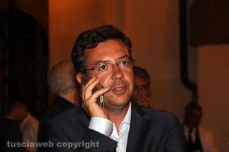Santa Rosa 2015 - Massimiliano Manfredi, in rappresentanza dei Gigli di Nola