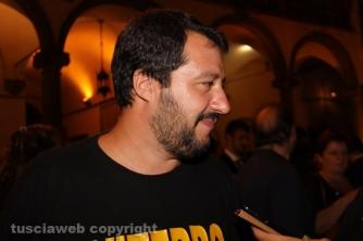 Santa Rosa 2015 - Matteo Salvini