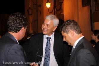 Santa Rosa 2015 - L\'ex comandante provinciale dei carabinieri Gianluca Dell\'Agnello