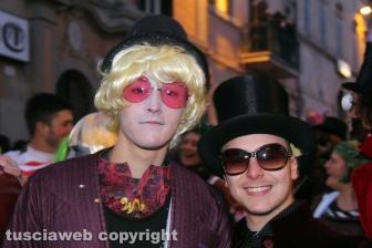 Ronciglione - Carnevale 2018 - I volti