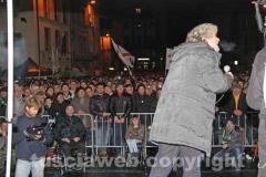 Movimento cinque stelle - Una folla immensa per Grillo