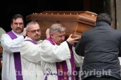 I funerali di monsignor del Ciuco