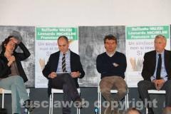 Primarie centrosinistra - Il confronto Valeri, Serra, Michelini