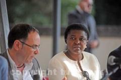 La ministra Kyenge all\'iniziativa dell\'Arci