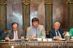 Filippo Rossi presidente del consiglio comunale