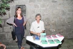 Caffeina - Angelo Leone e Anna Scapecchi di Stampa Alternativa
