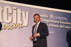 Convegno smartcity - Domenico Merlani di Unindustria