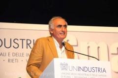 Convegno smartcity - L\'assessore Alvaro Ricci
