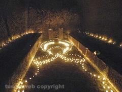 Vallerano - La notte delle candele