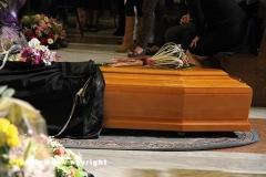 I funerali dell\'avvocatessa Maria Rita Sermoneta