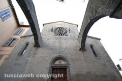 Viterbo - Riaperta la chiesa di san Giovanni in zoccoli
