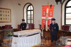 Camera ardente in Provincia per l\'assessore Antonio Fracassini
