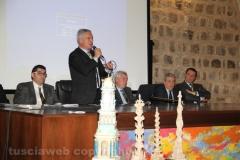 Santa Rosa - Viterbo celebra il riconoscimento Unesco alla rete delle macchine a spalla