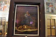Sebastiano del Piombo a palazzo dei Priori