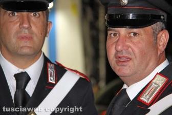 Il capo della polizia a Ombre festival