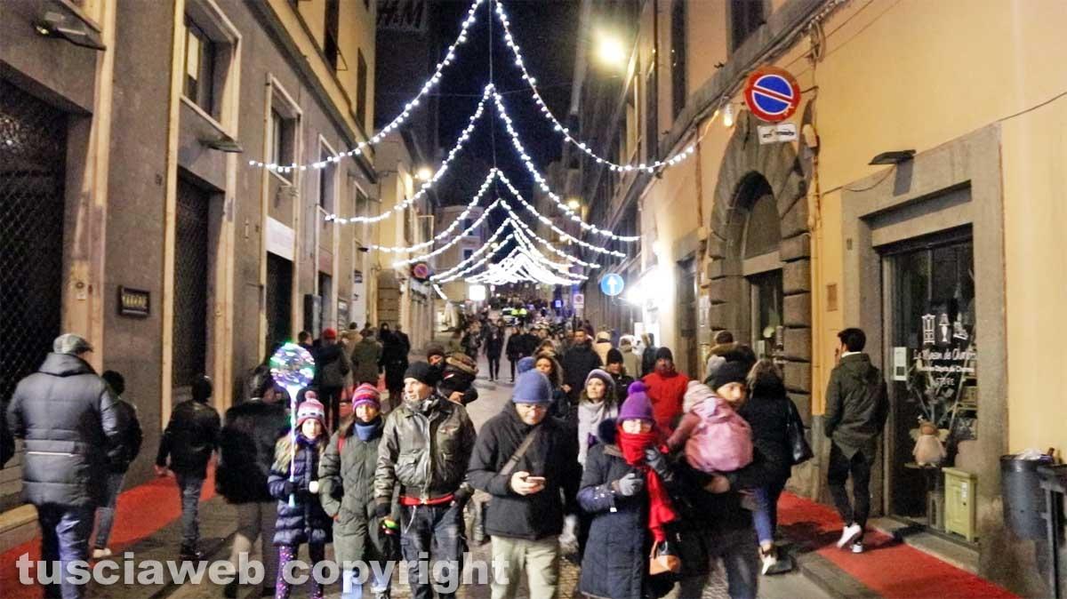 Il Capodanno nella città dei papi