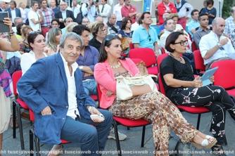 Il compagno Zingaretti inaugura la festa dell'Unità