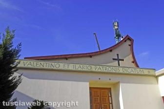 Il complesso parrocchiale di Villanova