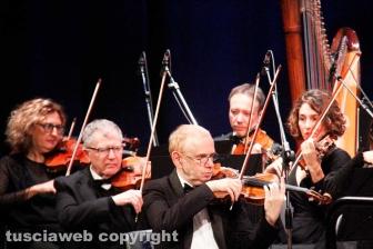 Il concerto di Natale al teatro dell'Unione