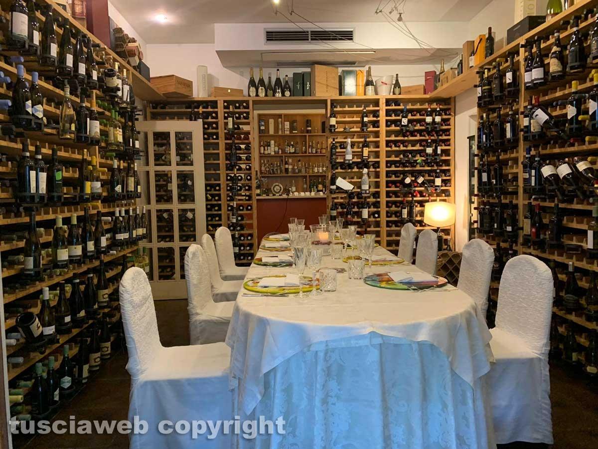 Perugia - Il ristorante Decò