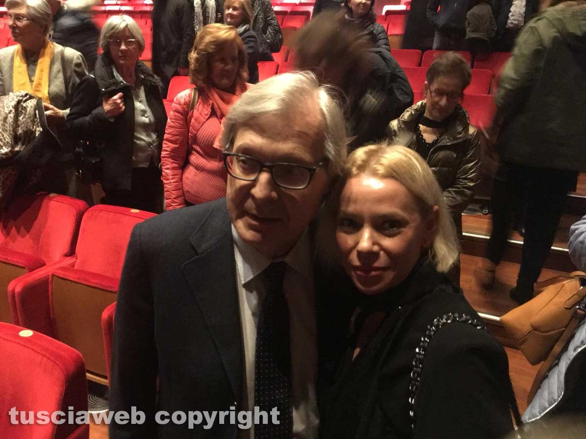 Il duo Viti-Seccafieno in concerto all'Auditorium
