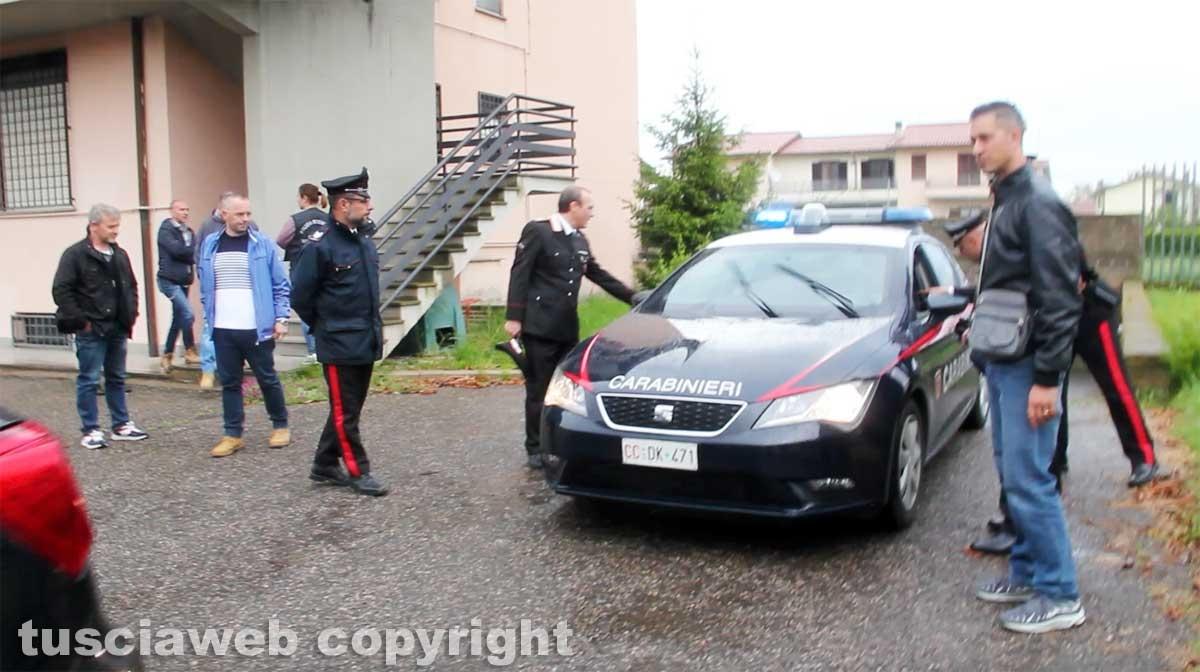 Il fermo del presunto omicida di Norveo Fedeli