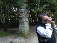 Gorgoni a Bomarzo