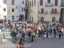 Il funerale del piccolo Diego Romagnoli