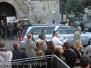 Il funerale di Piero Santori