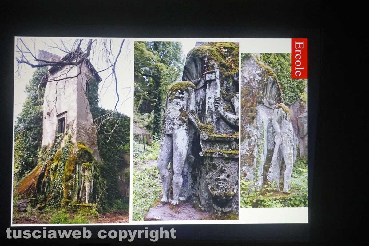 Il giardino di Ponte dell'Elce