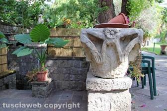 Il giardino e i sotterranei del Paradosso
