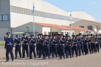Il giuramento del 19esimo corso allievi marescialli