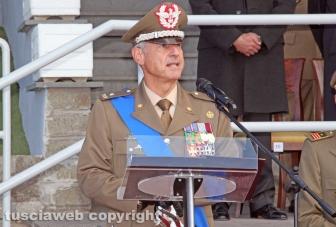 """Viterbo - Il giuramento del 21esimo Corso """"Esempio"""" - Pietro Addis"""