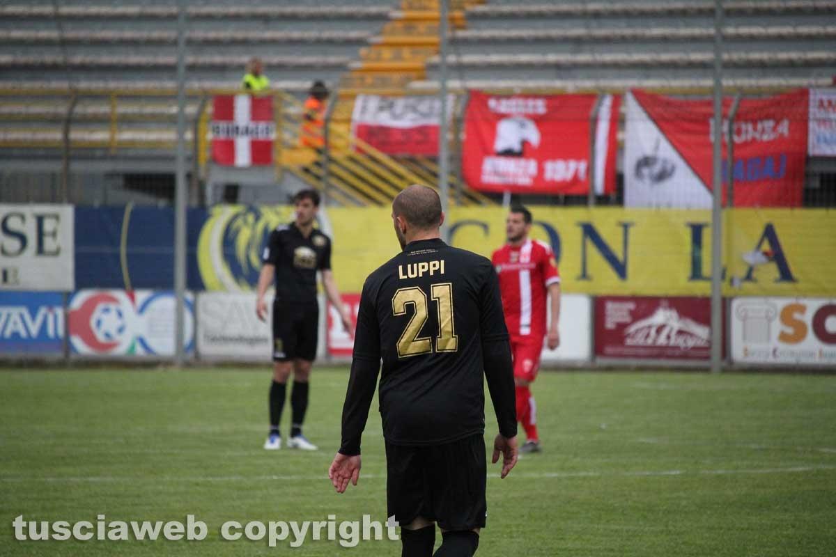 Sport - Calcio - La Viterbese vince la Coppa Italia - La partita