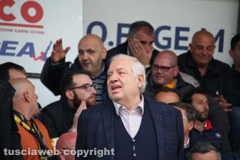 Sport - Calcio - La Viterbese vince la Coppa Italia - La partita Piero Camilli
