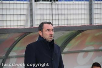 Sport - Calcio - La Viterbese vince la Coppa Italia - Cristian Brocchi