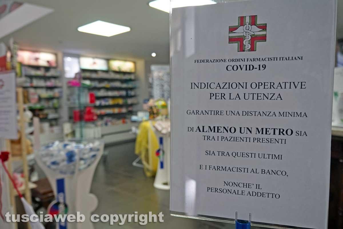 Il lavoro della farmacista