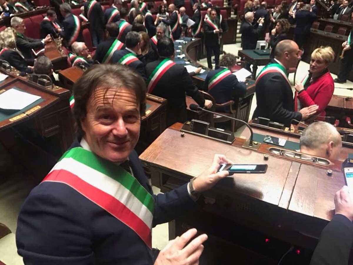 Bigiotti alla Camera dei deputati