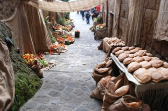 Bagnoregio - Il presepe vivente di Civita di Bagnoregio