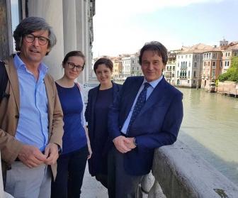 Bigiotti a Venezia relatore di un master internazionale sul turismo