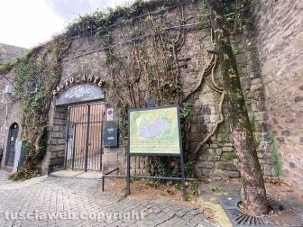 Il muro di San Carluccio