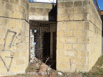 Tarquinia - Il parco del Bucone