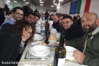 Il pranzo del Purgatorio