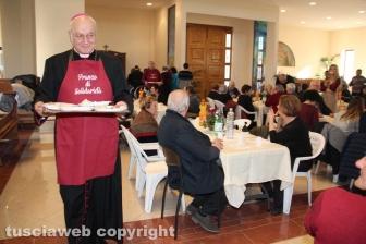 Il pranzo per i poveri