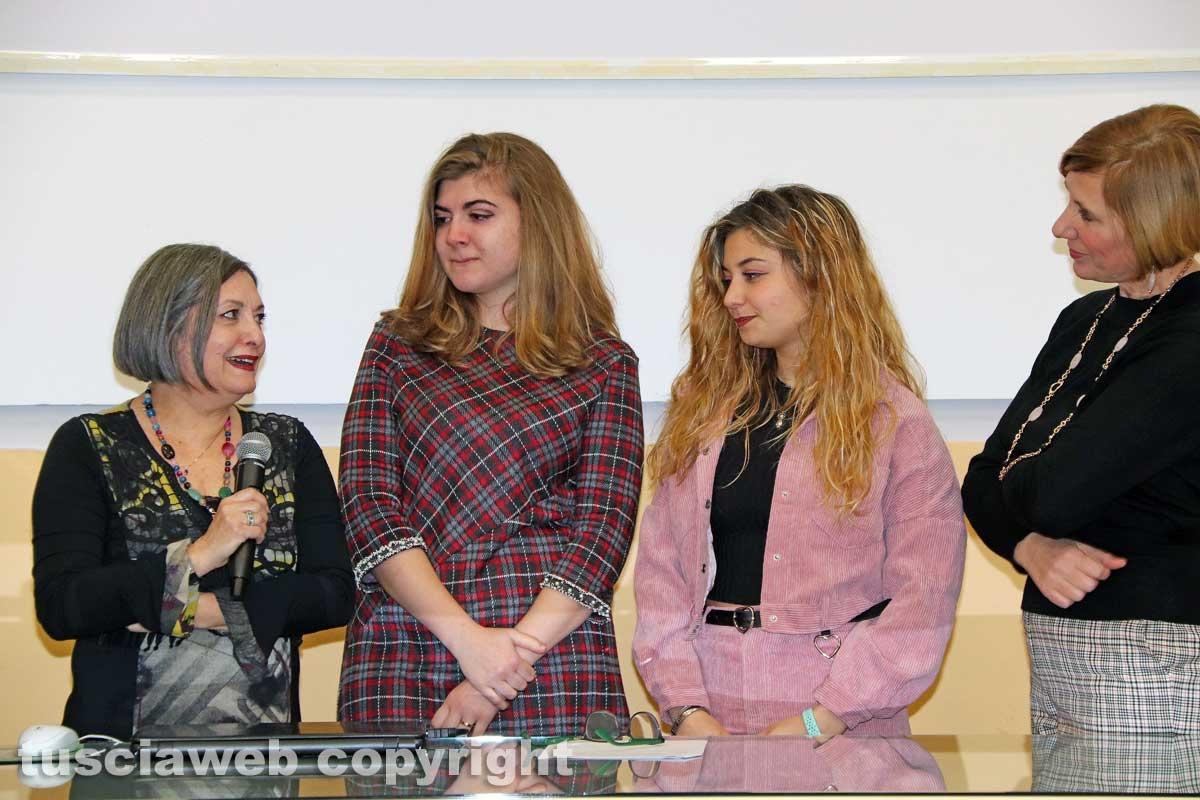 Viterbo – A Scilla Vannini e a Elisa Rempicci il premio Giuseppe Centamore 2019