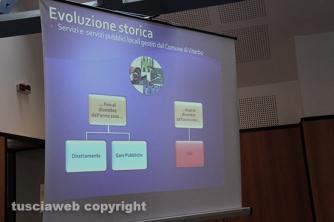 Viterbo - Il processo Cev
