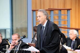 L'avvocato di Gabbianelli Massimo Rao Camemi